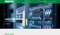 Cоздание сайта для AGMA Maldives Pvt Ltd