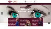Разработка дизайн сайта для Eyes On Litchfield