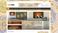 Разработка дизайн сайта и создание сайта для Ilhom Parisi @Anor